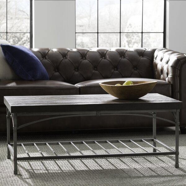 Franklin Coffee Table by Trent Austin Design