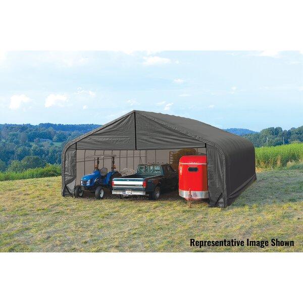 Peak Standard 29 Ft. X 24 Ft. Garage By Shelterlogic.