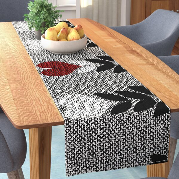 Nick Atkinson Unique Table Runner by East Urban Home