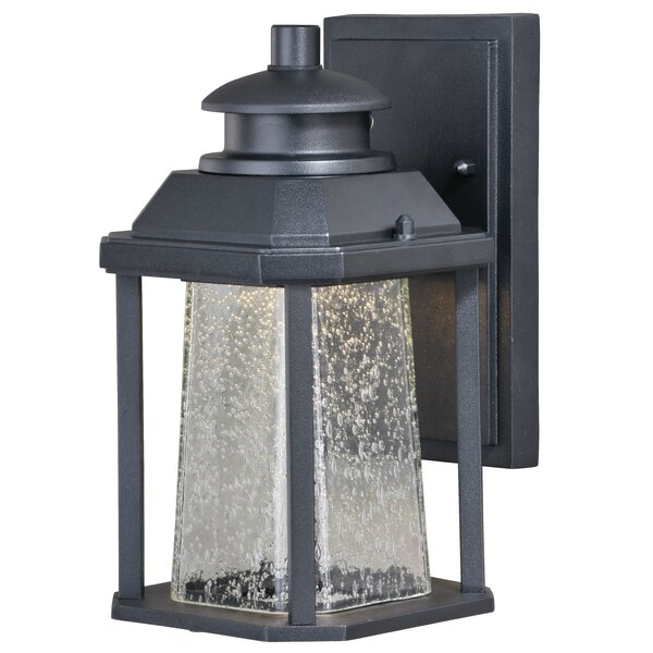 Herrell Outdoor Wall Lantern by Brayden Studio