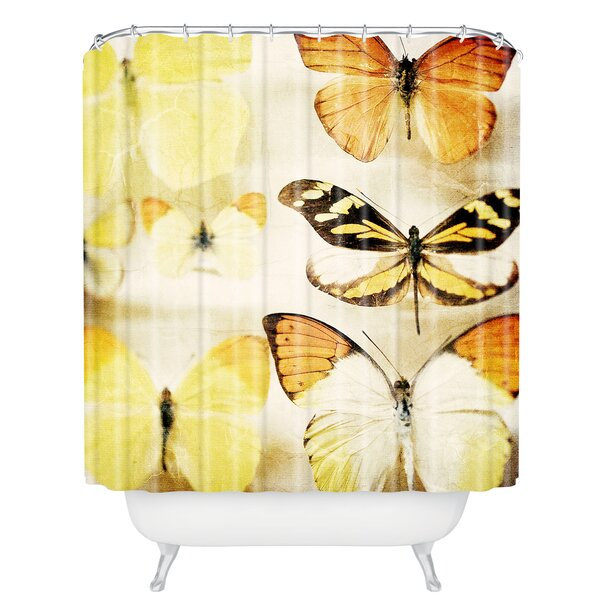 Blake Polyester Shower Curtain by Mercer41