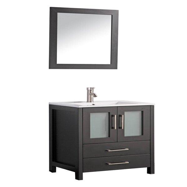 McChord 48 Single Bathroom Vanity Set