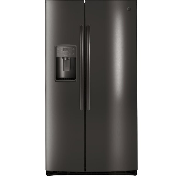 25 cu. ft. Energy Star® Side-by-Side Refrigerator by GE Profile™