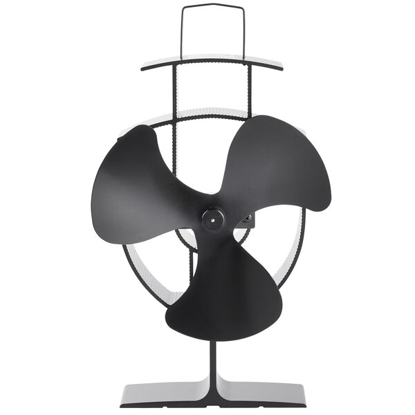 Wood Stove Eco Fan by VonHaus