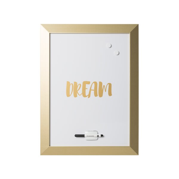 Magnetic Wall Mounted Magnetic Board by Mastervision