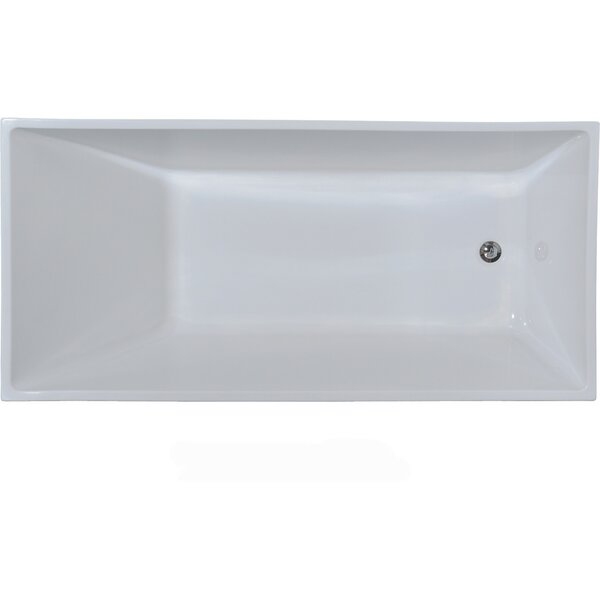 66.9 x 31.5 Bathtub by Legion Furniture