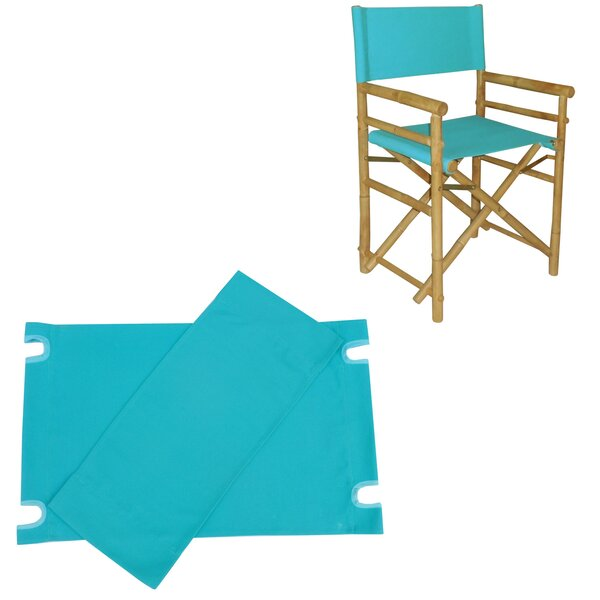 Rizokarpaso Canvas for Bamboo Director Chair by Bay Isle Home Bay Isle Home