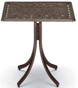 Cast 36 Square Bar Table by Telescope Casual