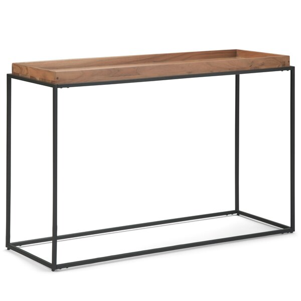 Spruill Tray Top Console Table By Trent Austin Design Best #1