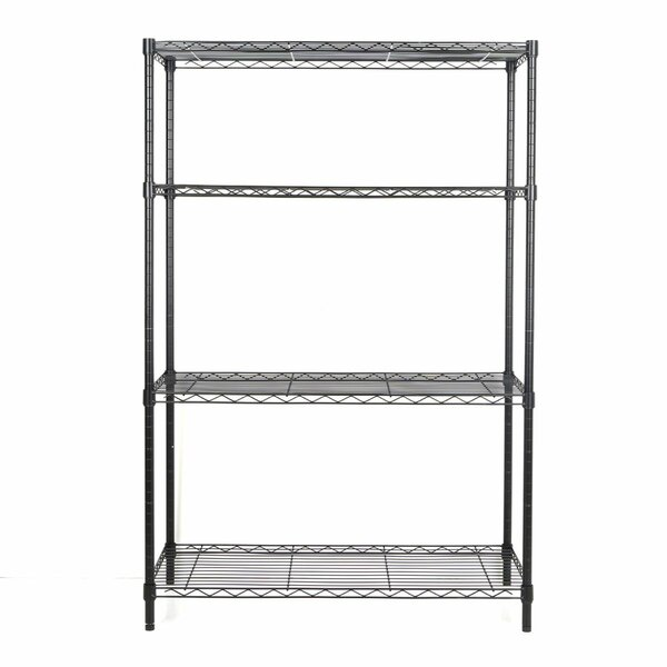 4 Tier Wire Storage Rack by Tidy Living