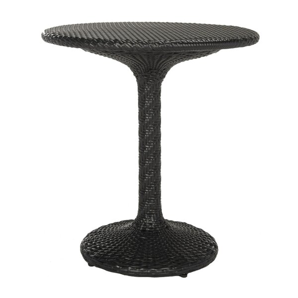 Rockford Plastic Bistro Table by Willa Arlo Interiors