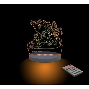 Looking for Warner Bros. Looney Tunes, Baby Group Night Light By CompassCo