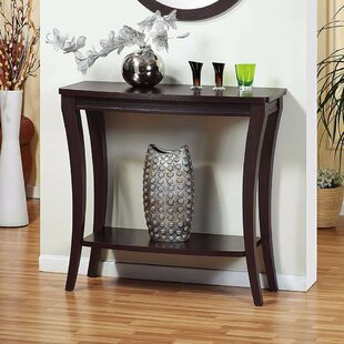 Reviews Laurens Modish Console Table ByDarby Home Co