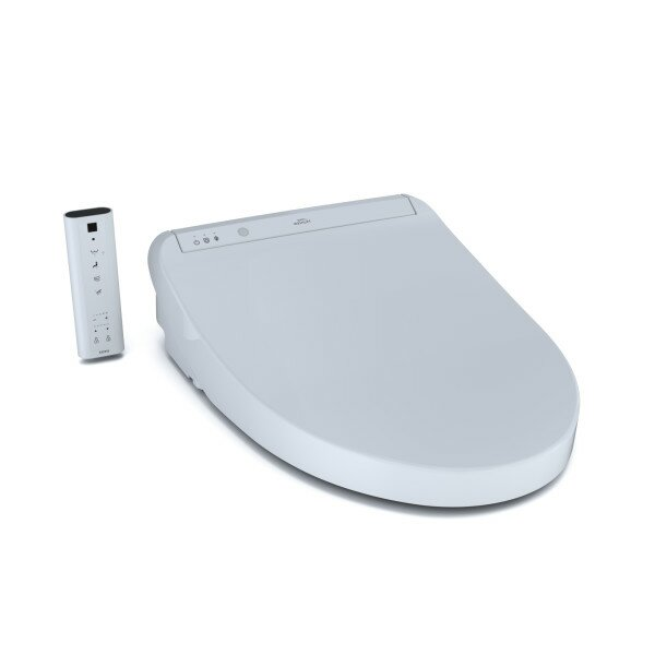 K300 Elongated Toilet Seat Bidet by Toto