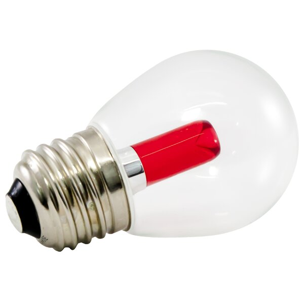 1W E26/Medium LED Light Bulb (Set of 200) by American Lighting LLC