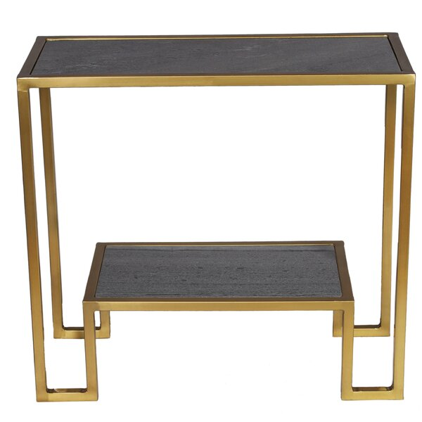 Hoboken Console Table by Everly Quinn Everly Quinn