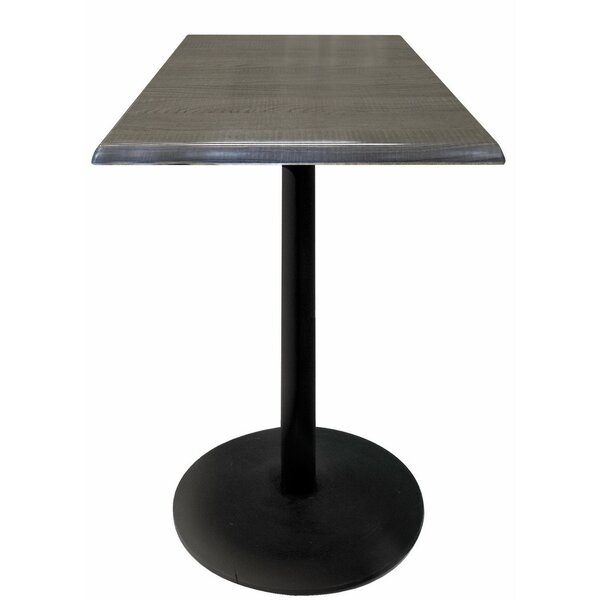 Manufactured Wood Bar Table by Holland Bar Stool