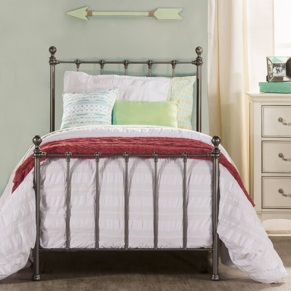 Villeneuve Standard Bed by Charlton Home