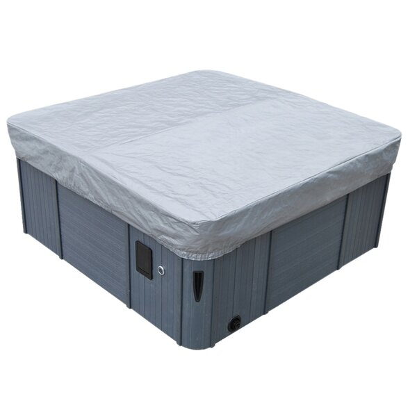 7 ft Square Spa Cover Guard by Canadian Spa Co