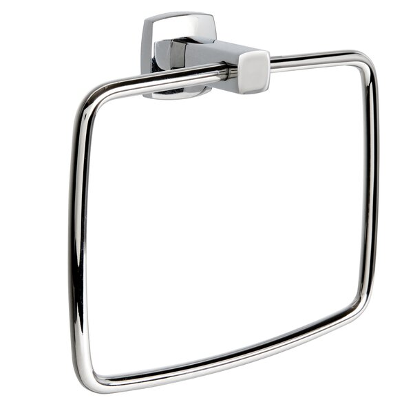 Denver Wall Mounted Towel Ring by Valsan