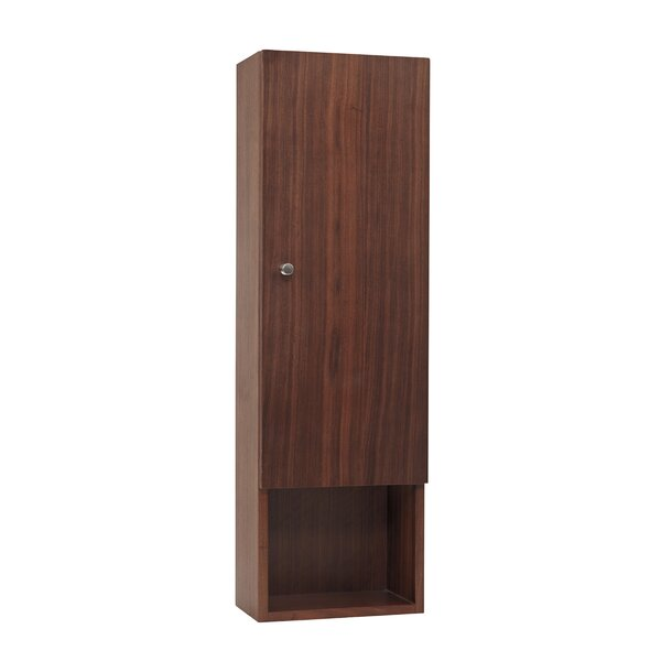 Drew 12 W x 38.5 H Wall Mounted Cabinet by Ronbow