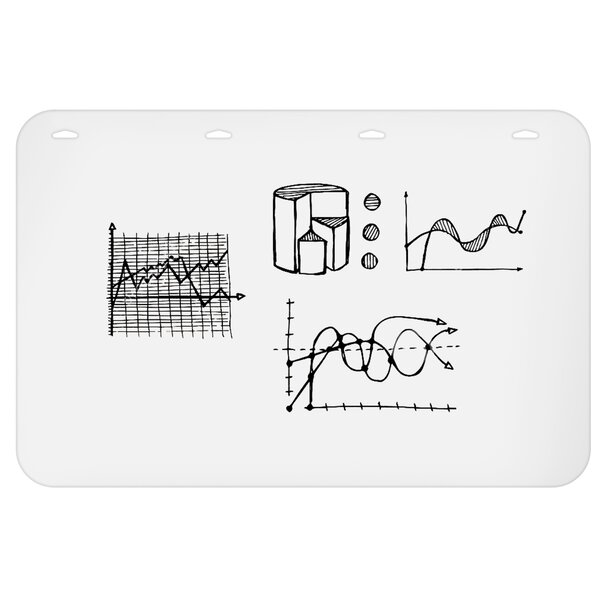 Visualline Wall Mount Whiteboard by Paperflow