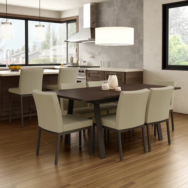 Brutus 9 Piece Extendable Dining Set by Brayden Studio