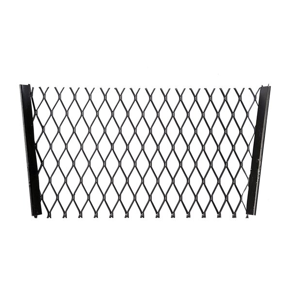 Grate Ember Single Panel Fireplace Screen by Minuteman
