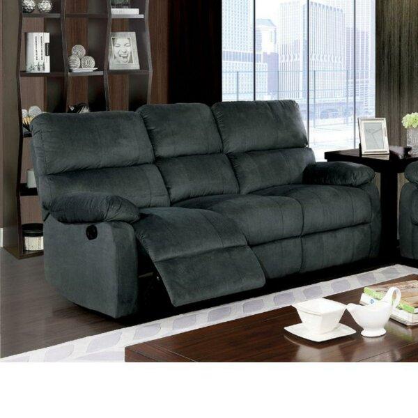 Orourke Three Seater Reclining Sofa by Red Barrel Studio