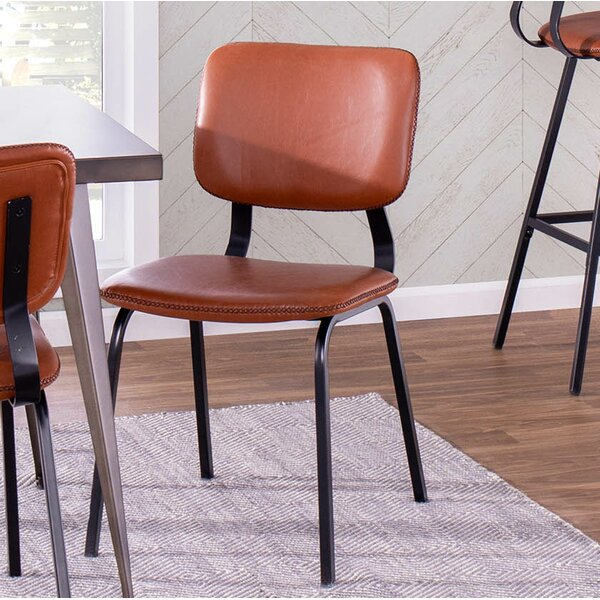 Benavidez Upholstered Dining Chair (Set of 2) by Foundry Select