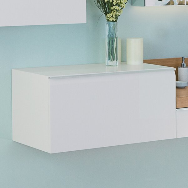 Free 31.5 W x 15.75 H Wall Mounted Cabinet by Ronbow