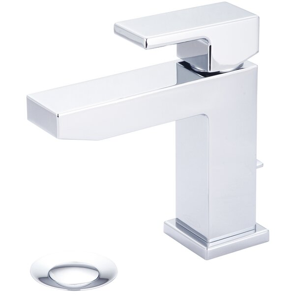 Mod Deck Mounted Bathroom Faucet by Pioneer