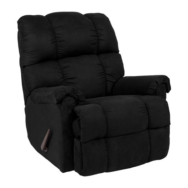Fromberg Manual Rocker Recliner by Winston Porter