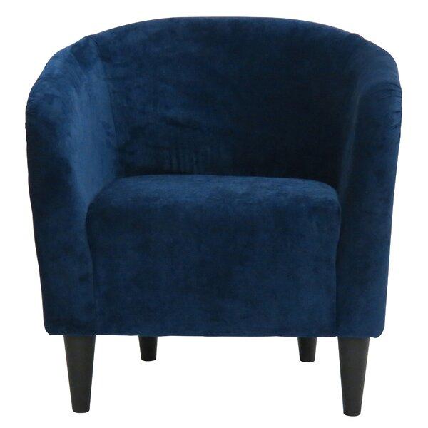 Hana Barrel Chair by Willa Arlo Interiors Willa Arlo Interiors