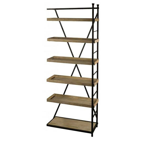 Fredon Etagere Bookcase by Gracie Oaks