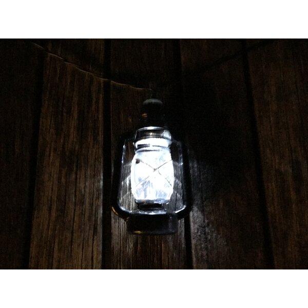 Solar Nantucket Lantern String Lights by Pomegranate Solutions, LLC
