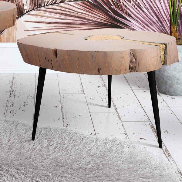 Mazelina End Table By Union Rustic