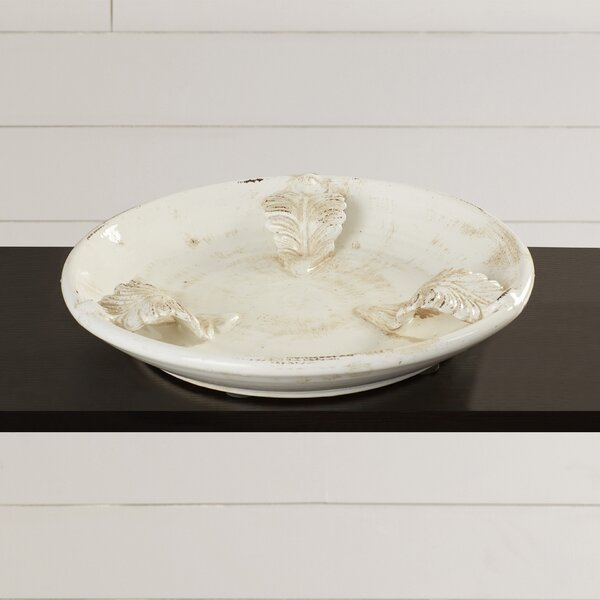 Adda 3 Leaves Decor Plate by One Allium Way