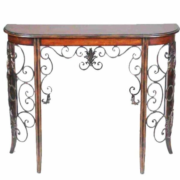 Zyana Console Table By Fleur De Lis Living