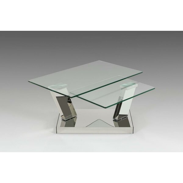 Camron Top Coffee Table by Orren Ellis