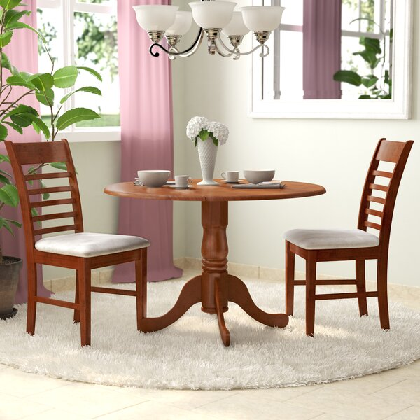 Spruill 3 Piece Dining Set by August Grove August Grove