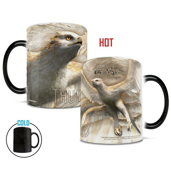 Fantastic Beasts and Where to Find Them Thunderbird Coffee Mug by Morphing Mugs