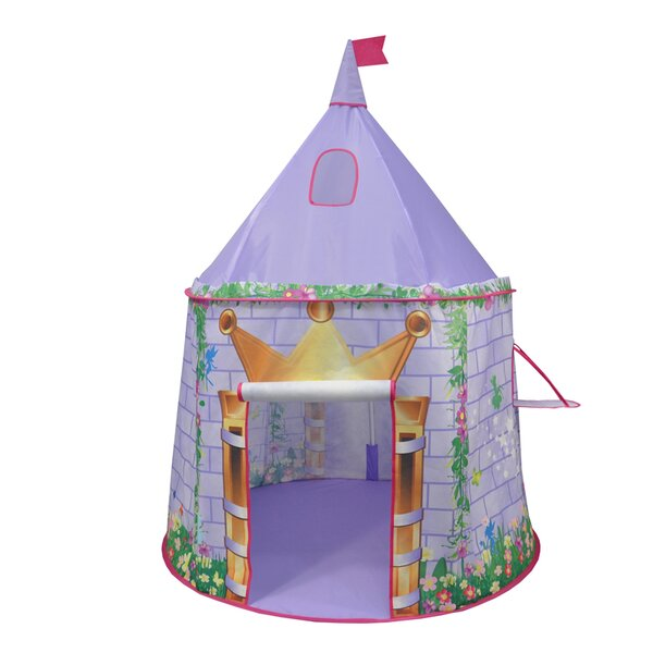 Tentsy Princess Castle Play Tent by Checkey Limite