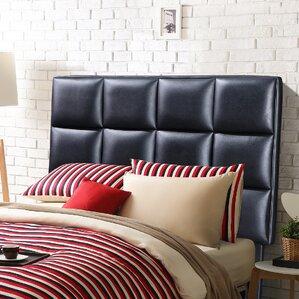 Twin Upholstered Panel Headboard by NOYA USA