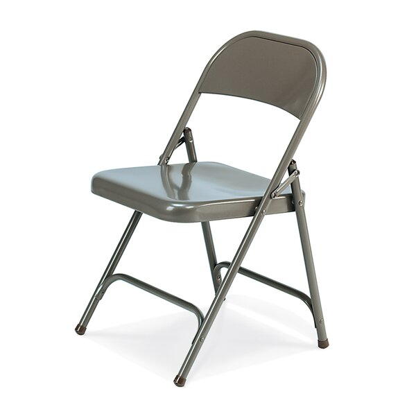 162 Series Metal Folding Chair (Set of 4) by Virco