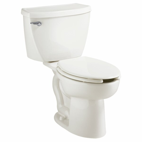 Cadet Flowise 1.1 GPF Elongated Two-Piece Toilet by American Standard