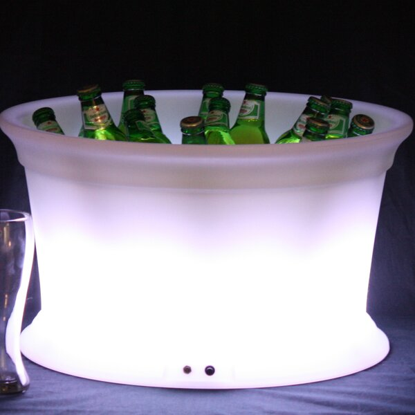 Bon Décor Illuminated Beverage Tub by CompassCo