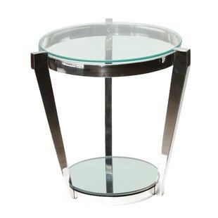 Affordable Dickamore Double Shelf End Table ByOrren Ellis