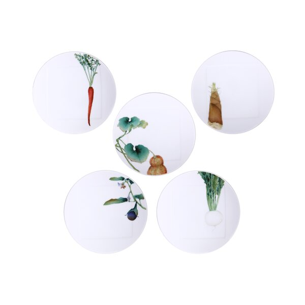 Azuma No Michi 6 Bread and Butter Plate (Set of 5)
