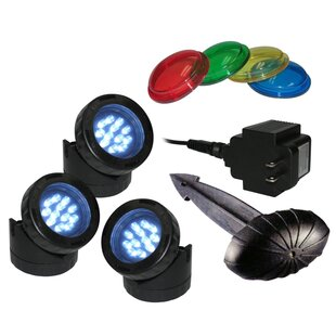 Best Choices Well Light Set (Set of 3) By Alpine